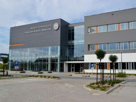 Dolnośląskie Centrum Transplantacji Komórkowych z Krajowym Bankiem Dawców Szpiku
